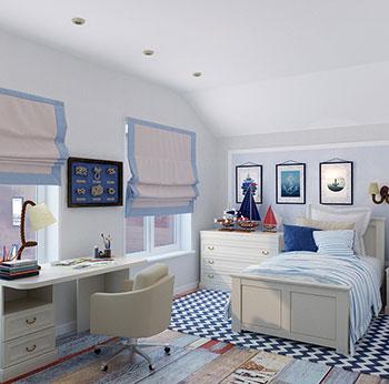Sprawdź jakie tkaniny najlepiej zastosować kiedy urządzasz pokój dziecięcy