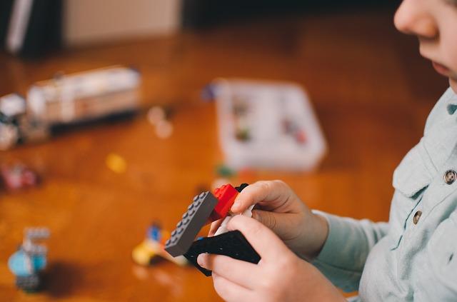 Zabawki, które uwielbiają dzieci