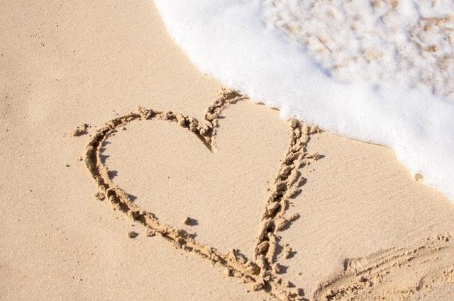 jak narysować serce