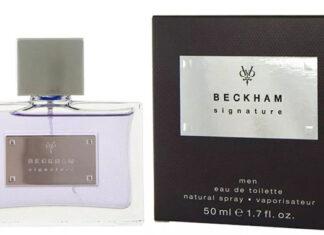 David Beckham Signature – perfumy dla silnych i pewnych siebie mężczyzn